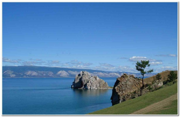 Olchon Island